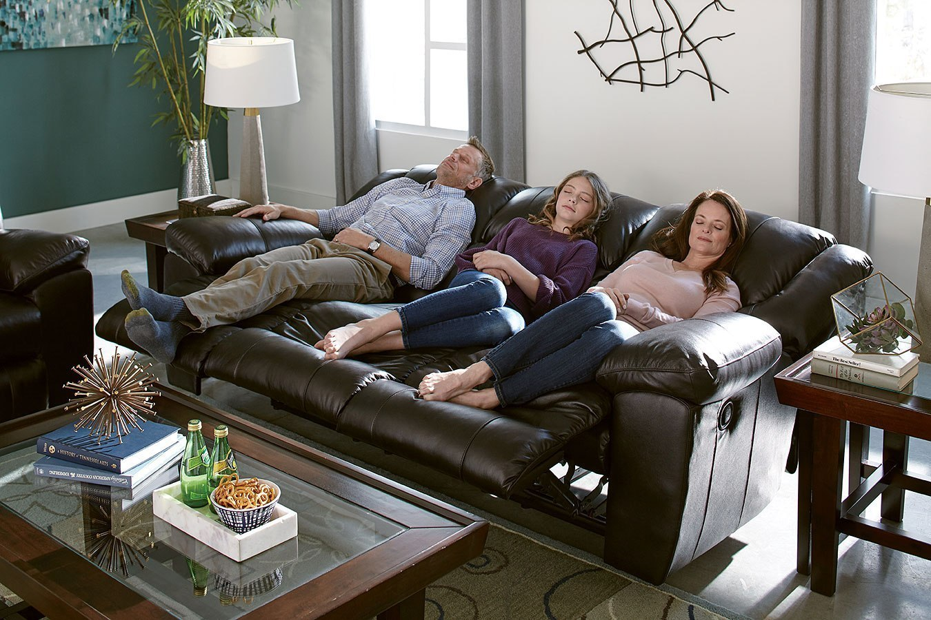 Triple Recliner Sofa Transformer Ii Triple Reclining Sofa