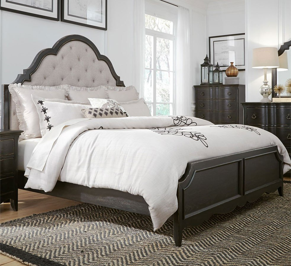 Chesapeake Upholstered Panel Bed Liberty Furniture