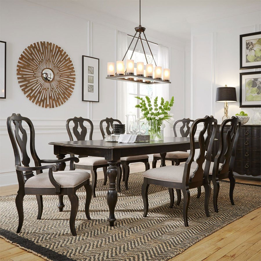 Ashley Furniture Chesapeake Va: Chesapeake Rectangular Dining Room Set Liberty Furniture