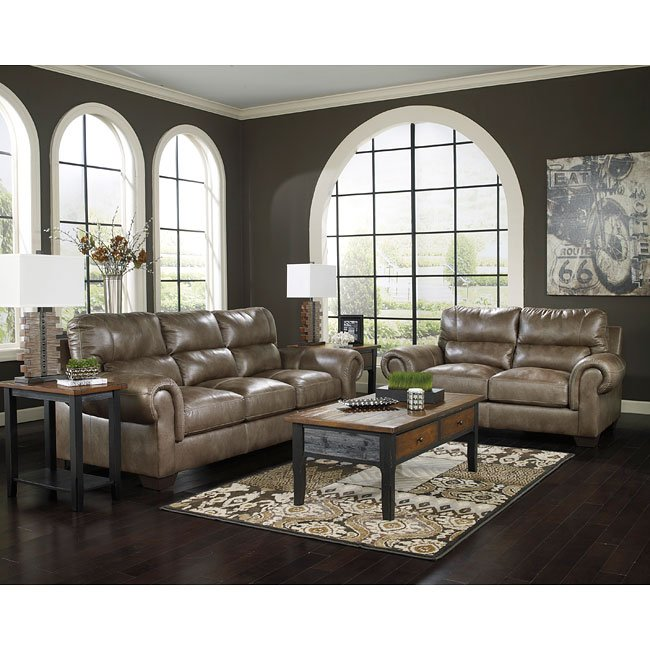 Vevinia Sable Living Room Set