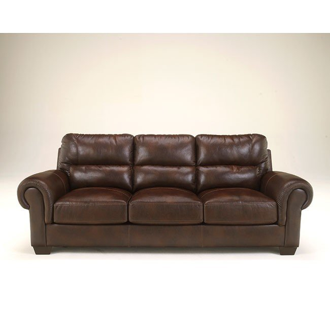 Vevinia Chestnut Sofa
