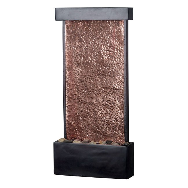 Falling Water Wall/Table Fountain (Oil Rubbed Bronze)
