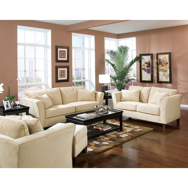Cream Living Room Furniture Amazing Design