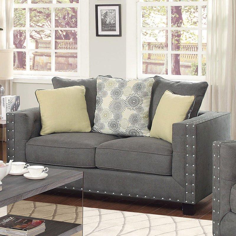 Best Kelvin For Living Room: Kelvington Loveseat Coaster Furniture