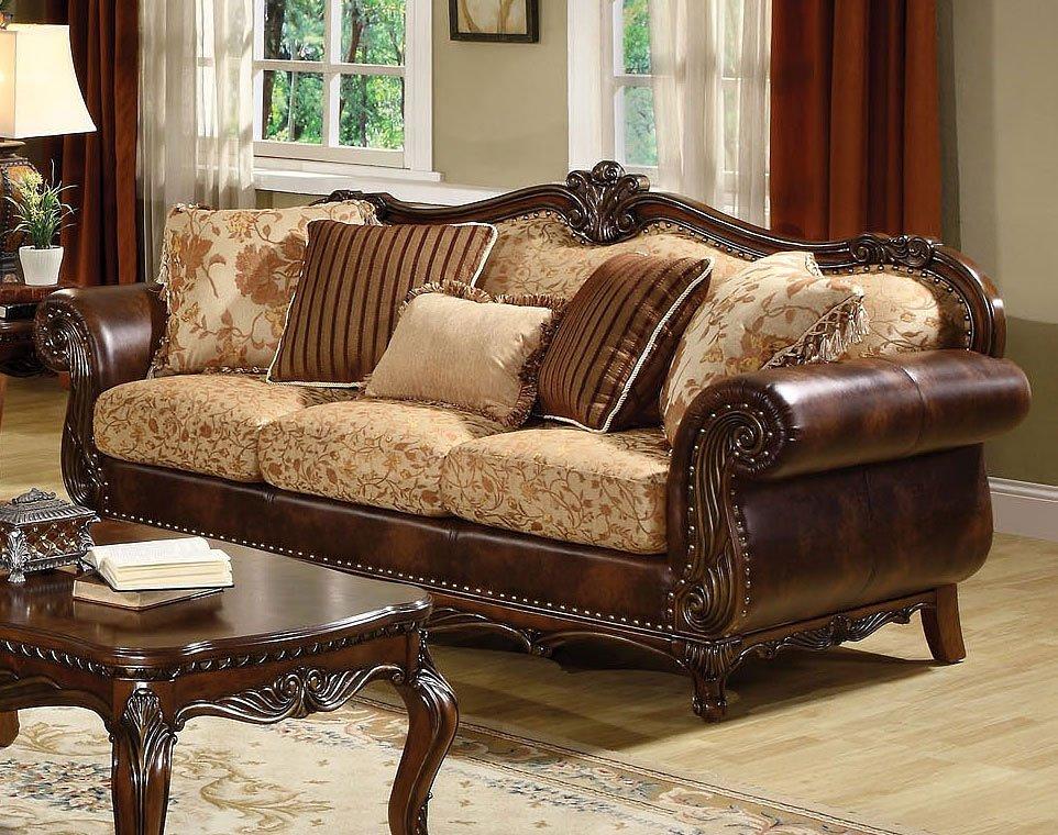 innovative traditional living room furniture | Remington Sofa Acme Furniture | Furniture Cart