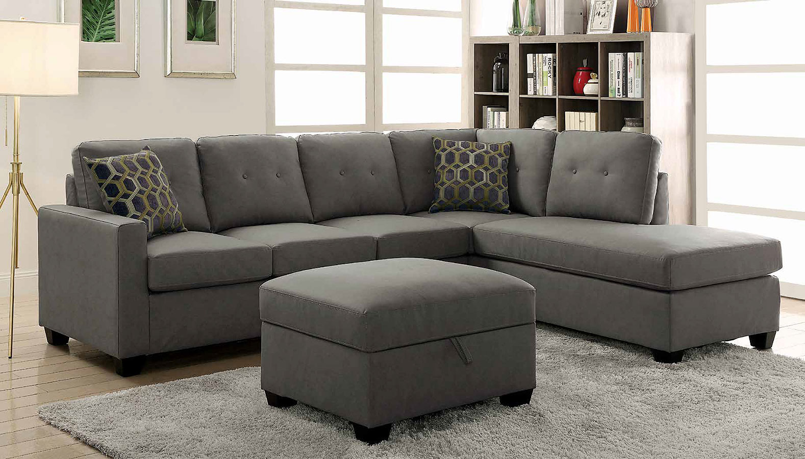 Powell Sectional Set