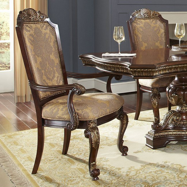 Del Corto Arm Chair (Set of 2)