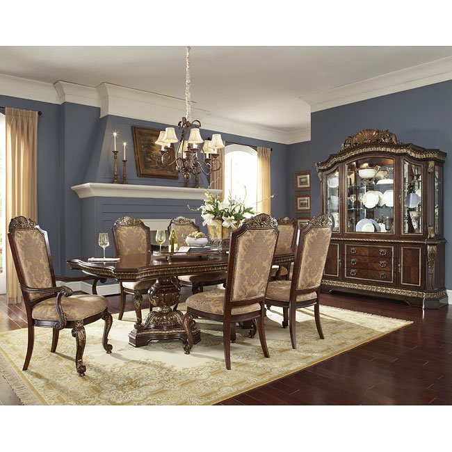 Dining Room Sets Nj: Del Corto Dining Room Set Pulaski Furniture