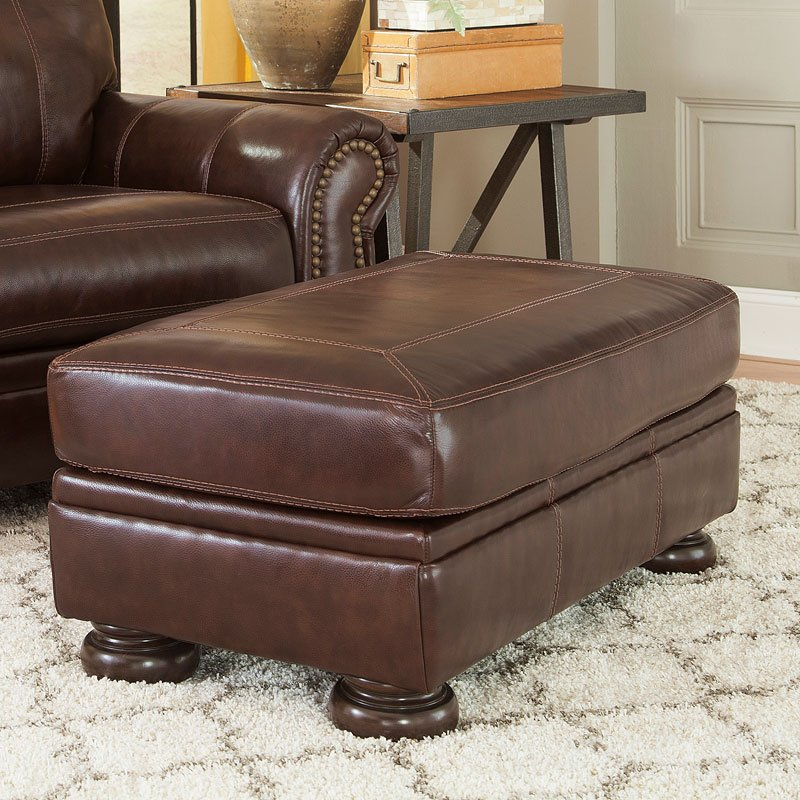 Banner Coffee Ottoman Signature Design, 1 Reviews