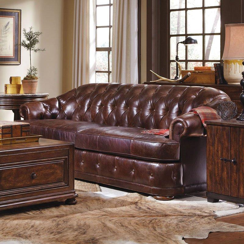 kennedy walnut living room set w chesterfield sofa art. Black Bedroom Furniture Sets. Home Design Ideas
