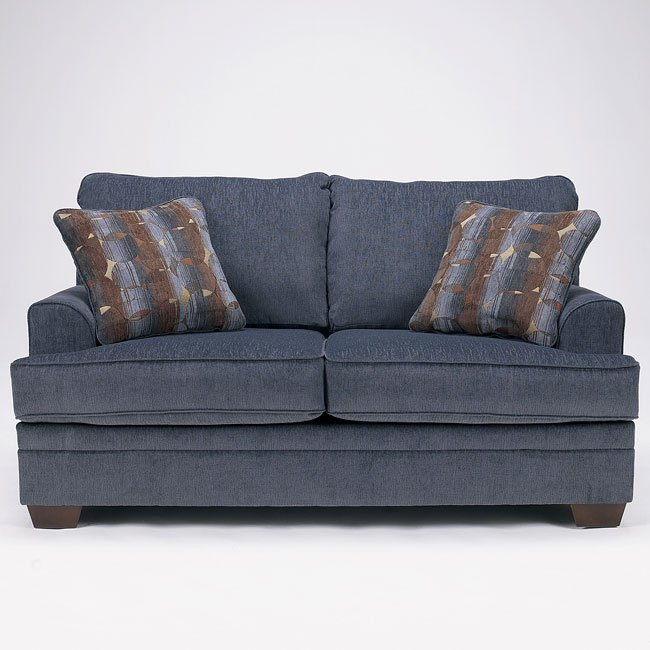 Ashton - Slate Loveseat