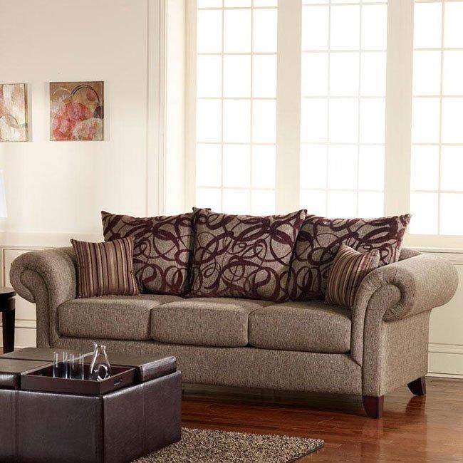 Auburn Living Room Set Coaster Furniture