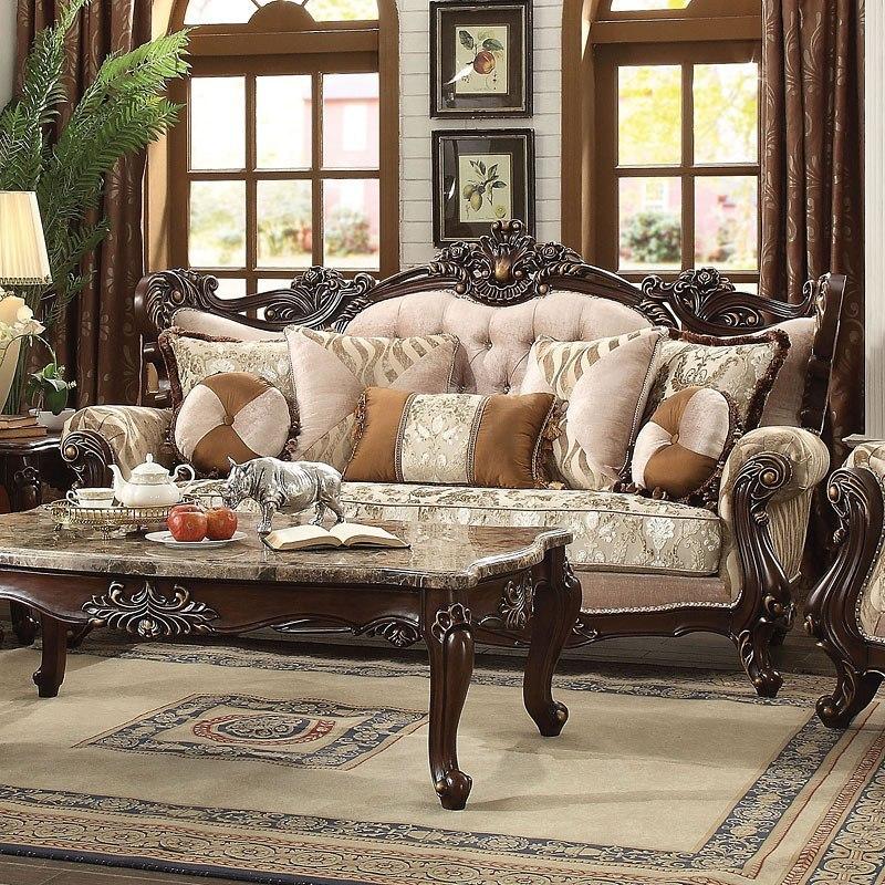 The Collection Furniture: Shalisa Living Room Set Acme Furniture
