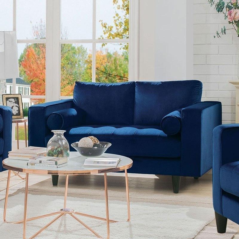 Heather Living Room Set Acme Furniture Furniture Cart