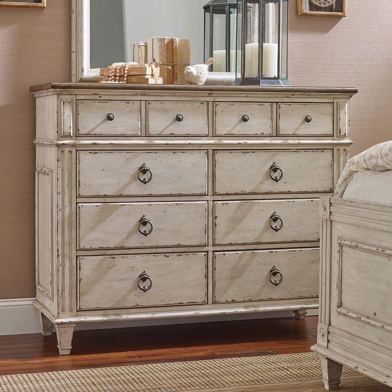 American Drew Bedroom Furniture: Southbury Upholstered Sleigh Bedroom Set American Drew