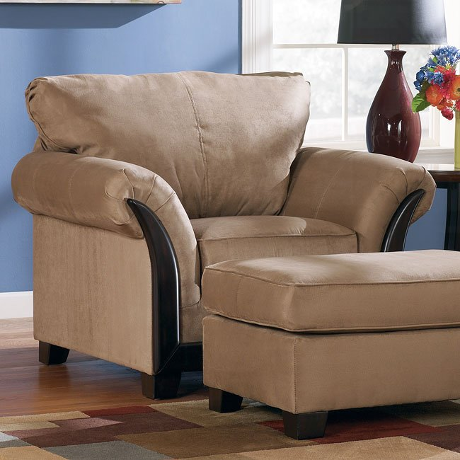 Park Central - Cocoa Chair
