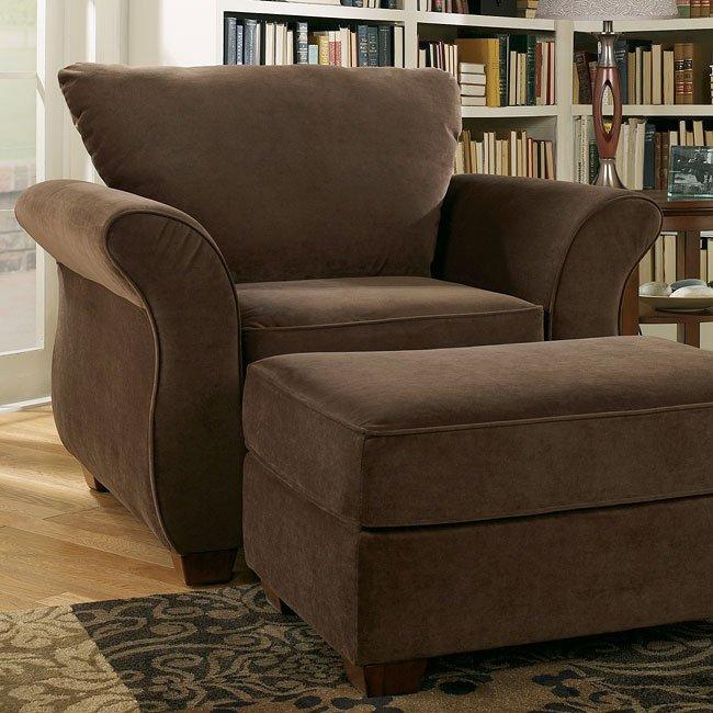 Chandler - Walnut Chair