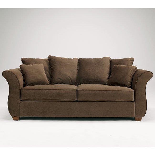 Chandler - Walnut Sofa