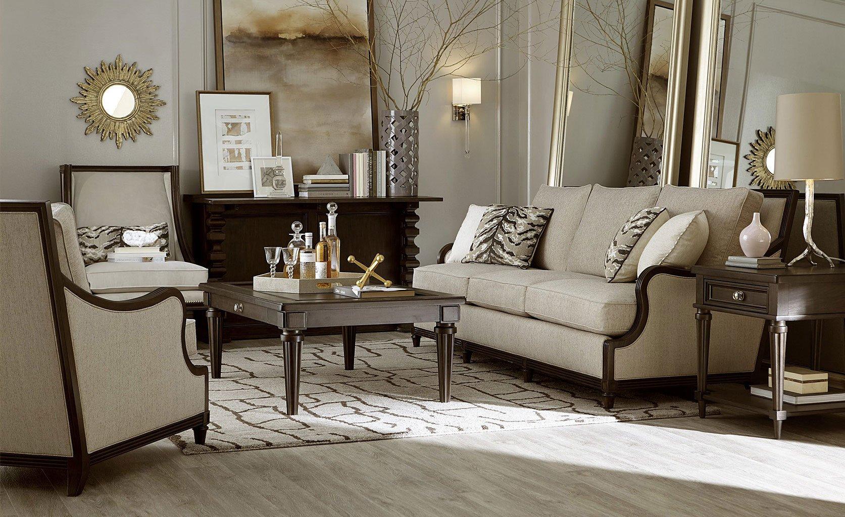Morrissey Stuart Living Room Set (Thistle) ART Furniture | Furniture Cart