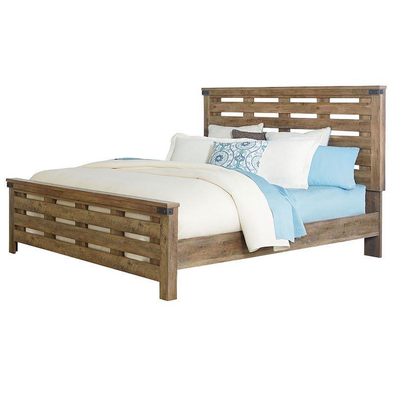 montana panel bedroom set standard furniture furniture cart. Black Bedroom Furniture Sets. Home Design Ideas
