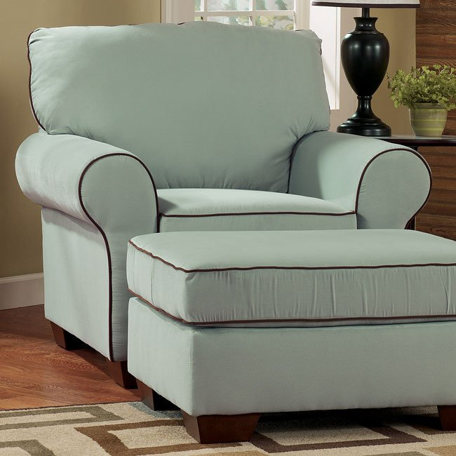 Montclair - Seafoam Chair