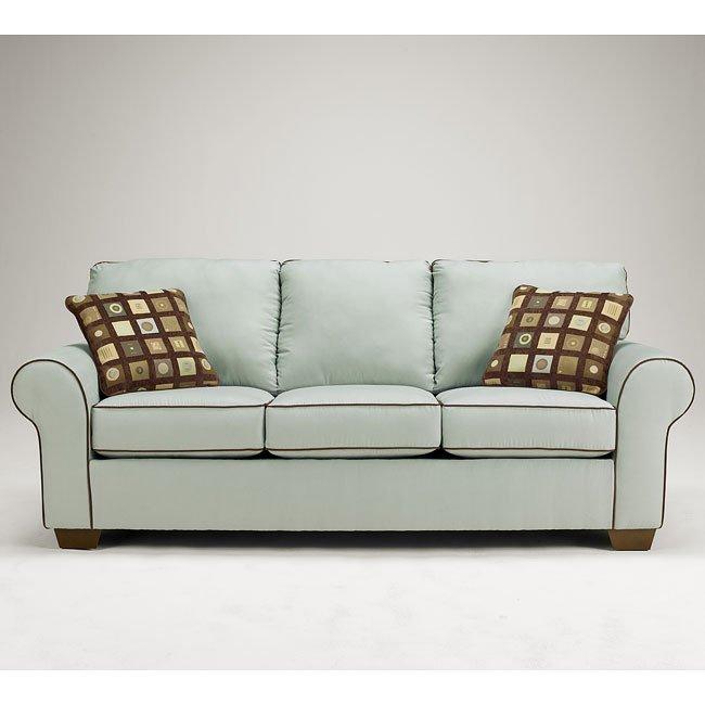 Montclair - Seafoam Sofa