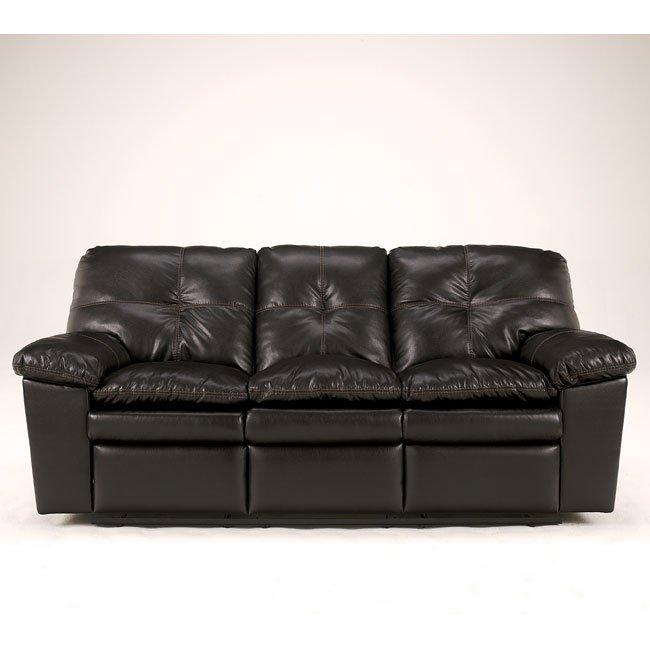 San Marco DuraBlend - Chocolate Reclining Sofa