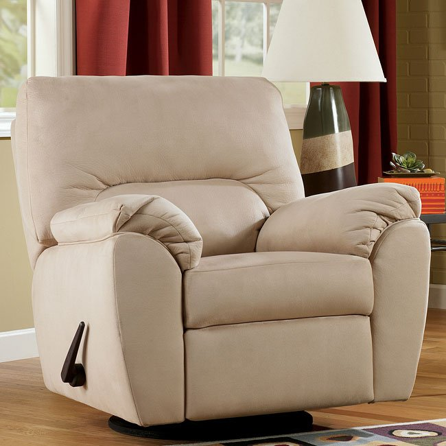 Cooper - Galaxy Swivel Rocker Recliner