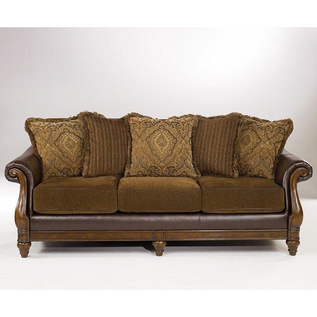 Brittany - Truffle Sofa
