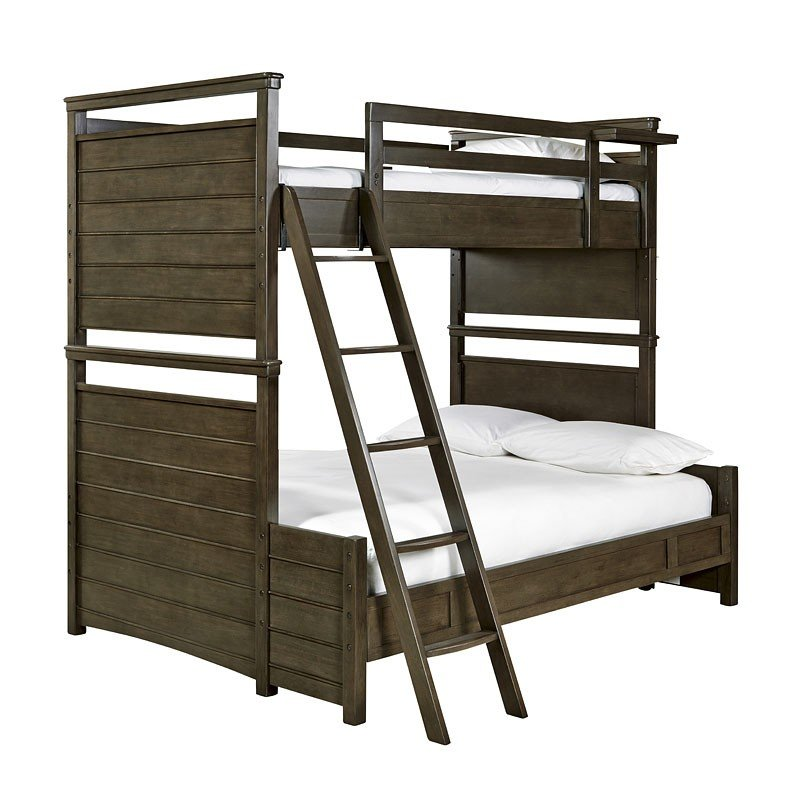 Varsity Twin over Full Bunk Bed