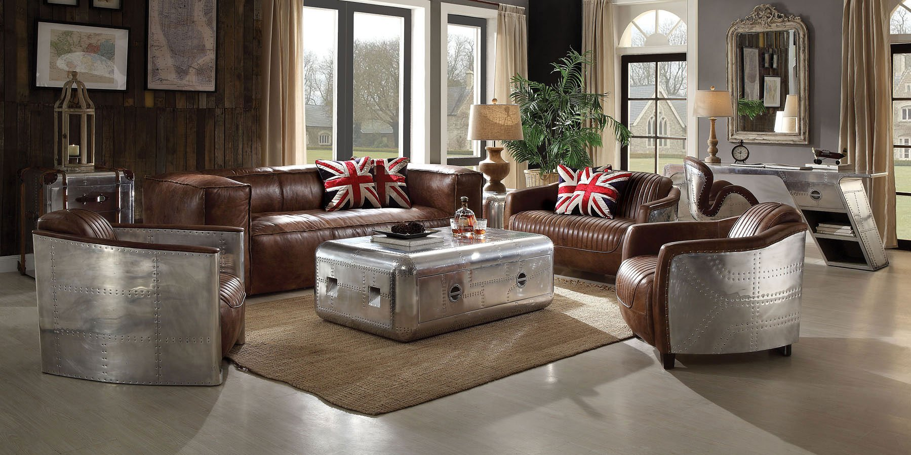 Brancaster Living Room Set