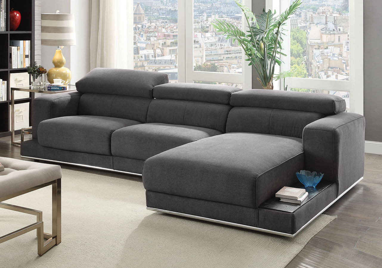 Alwin Modular Sectional Acme Furniture Furniture Cart