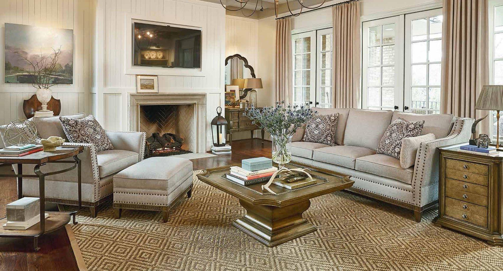Empyrean Sky Living Room Set