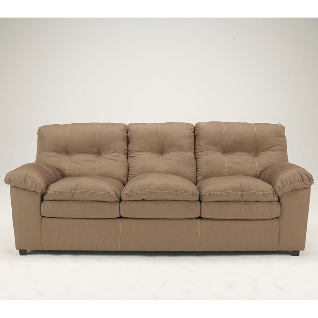Mercer - Mocha Sofa