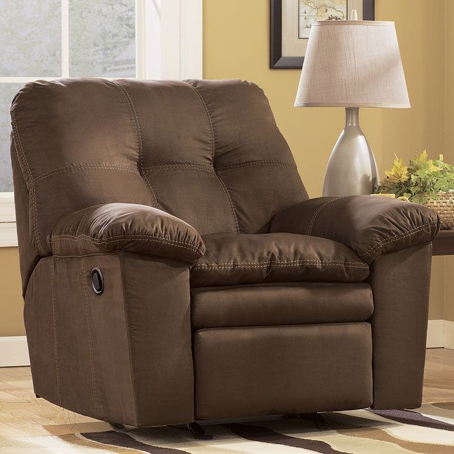 Mercer - Cafe Rocker Recliner