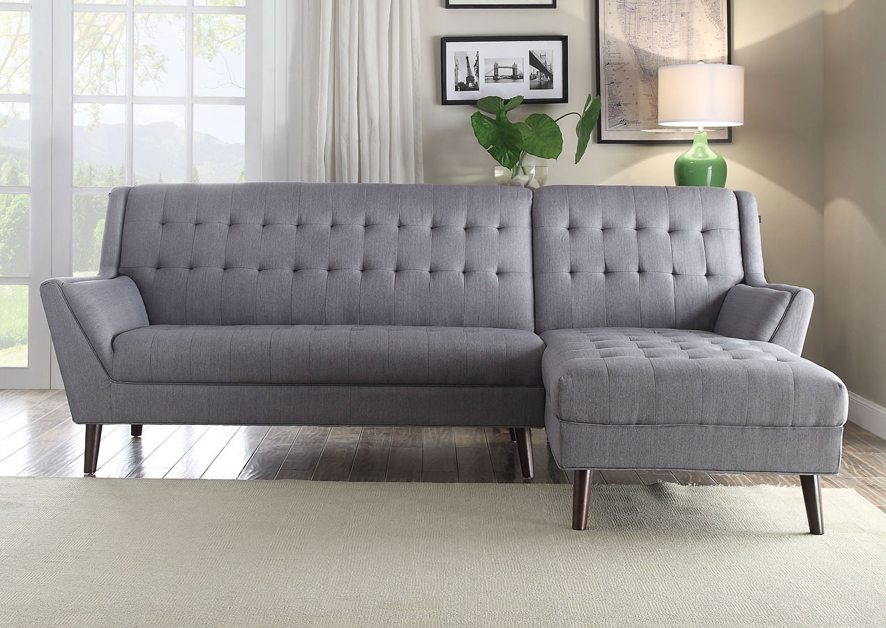 Watonga Right Facing Chaise Sectional Acme Furniture