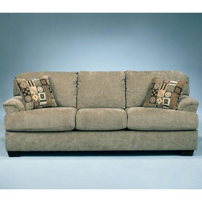 Cityscape - Taupe Sofa