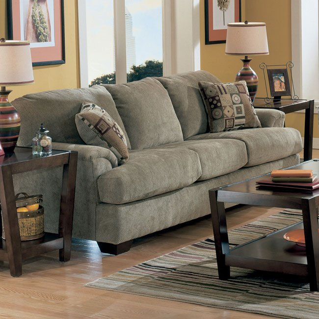 Cityscape - Taupe Queen Sofa Sleeper