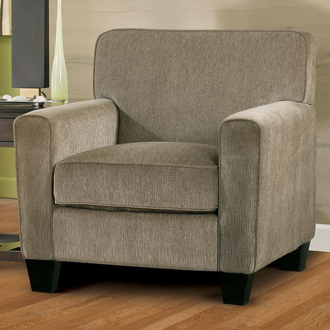 Trina - Pewter Chair