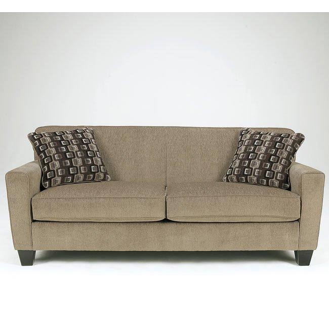 Trina - Pewter Sofa