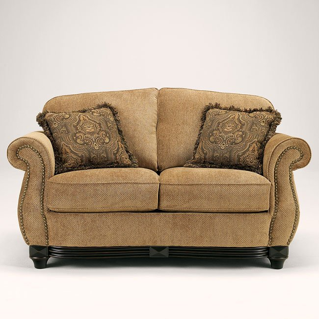 Ellison - Amber Loveseat