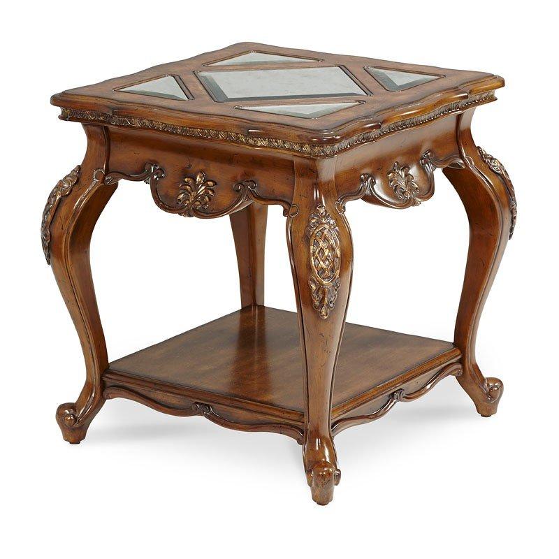 Lavelle Melange End Table Aico Furniture Furniture Cart