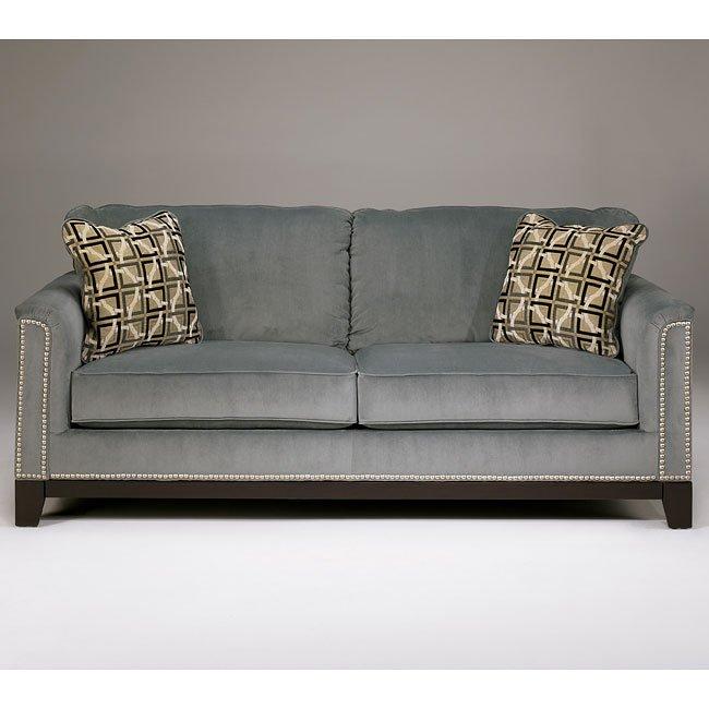 Entice - Mist Sofa