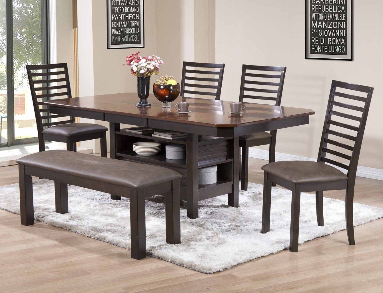 Manhattan Dining Room Set