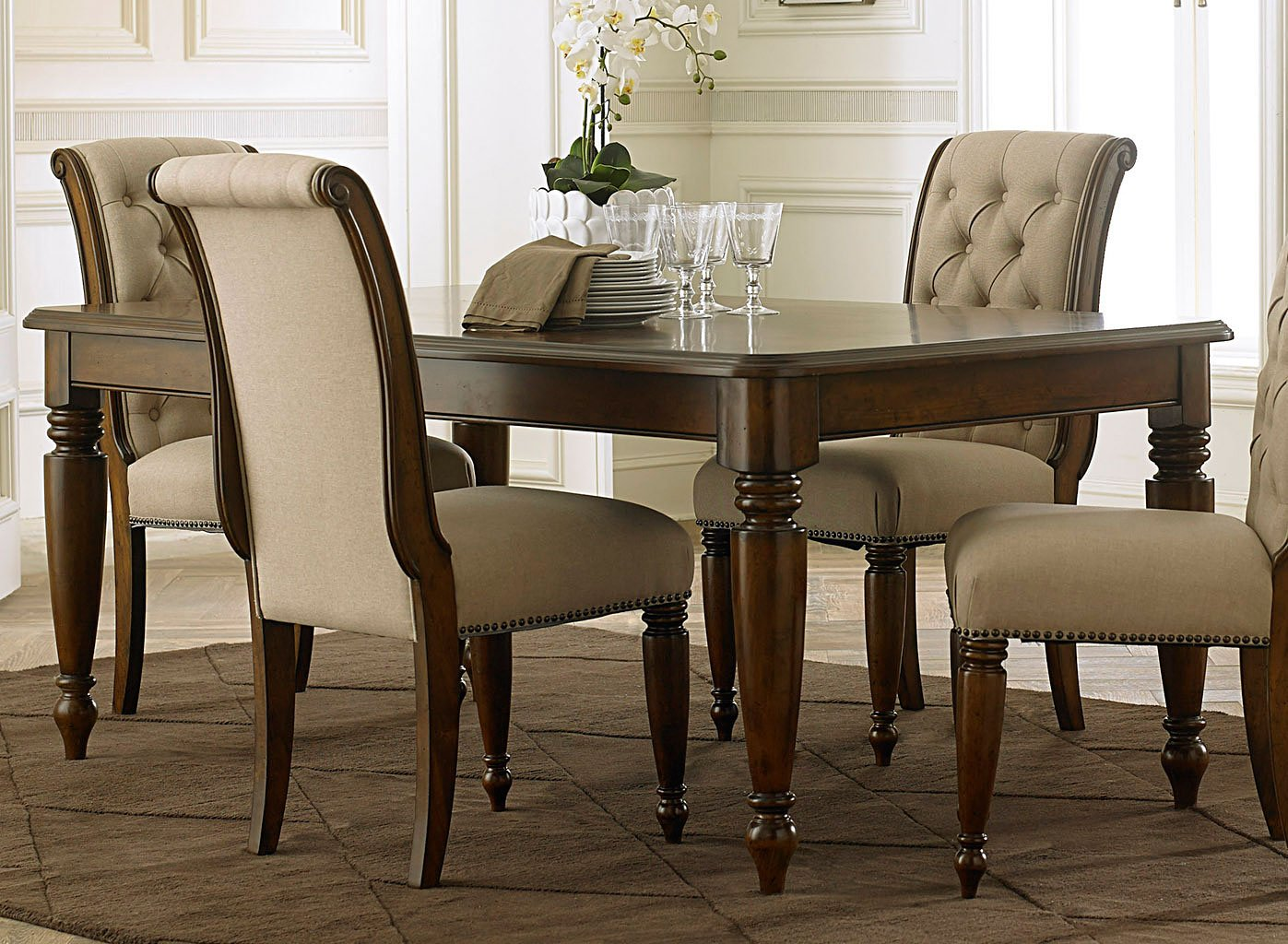 Cotswold Dining Room Set Liberty Furniture Furniture Cart