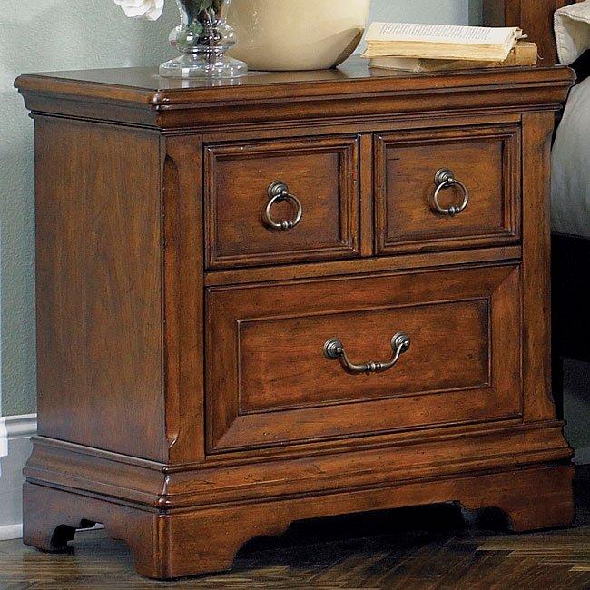 Laurelwood Nightstand Liberty Furniture
