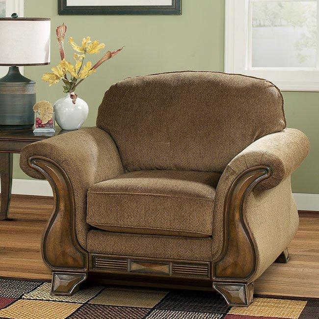 Montgomery - Mocha Chair