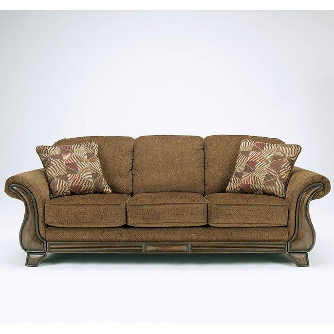 Montgomery - Mocha Sofa