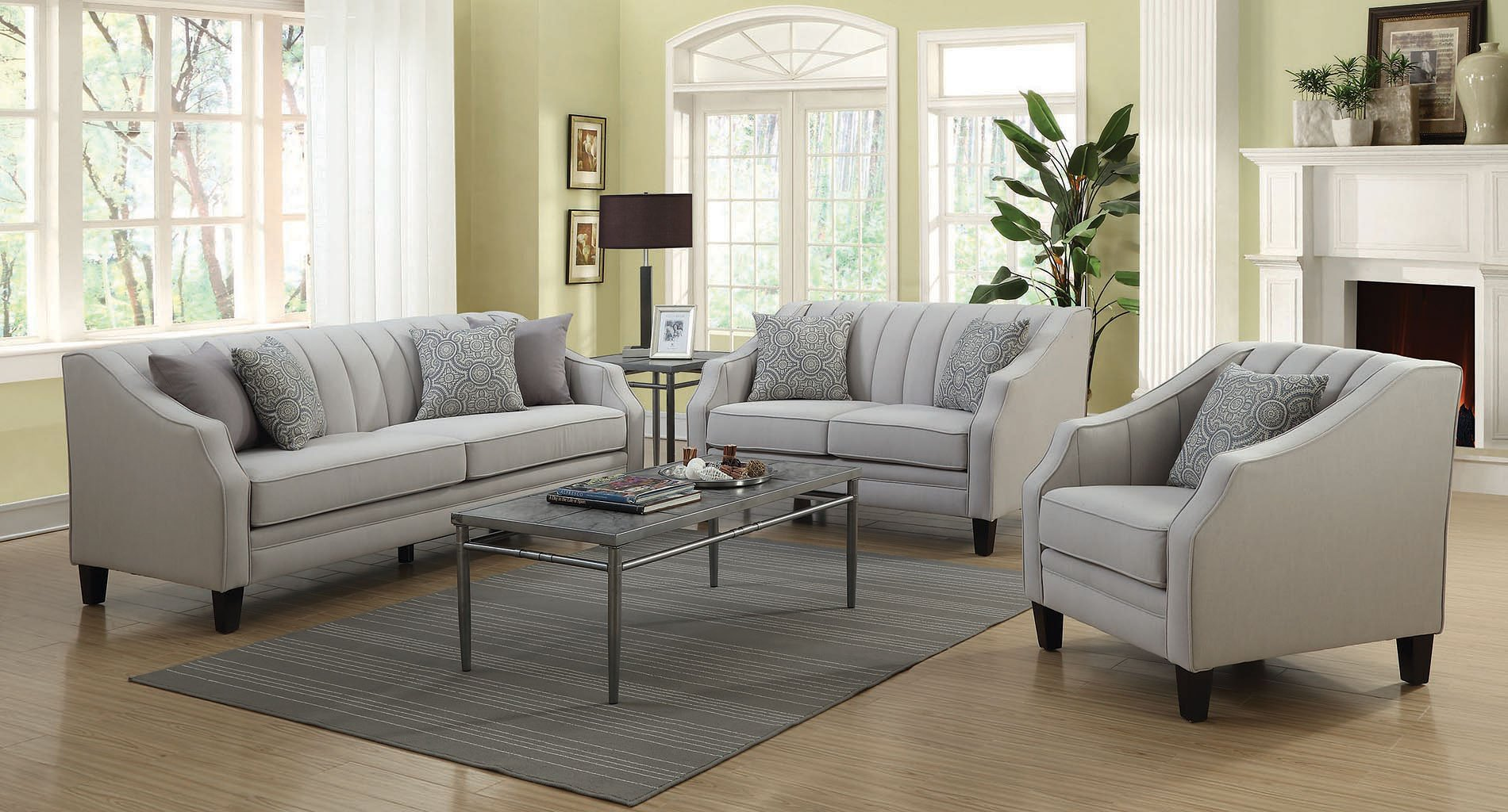 Loxley Living Room Set