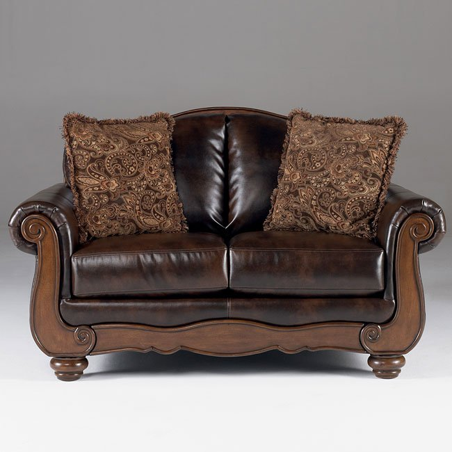 Barcelona - Antique Loveseat